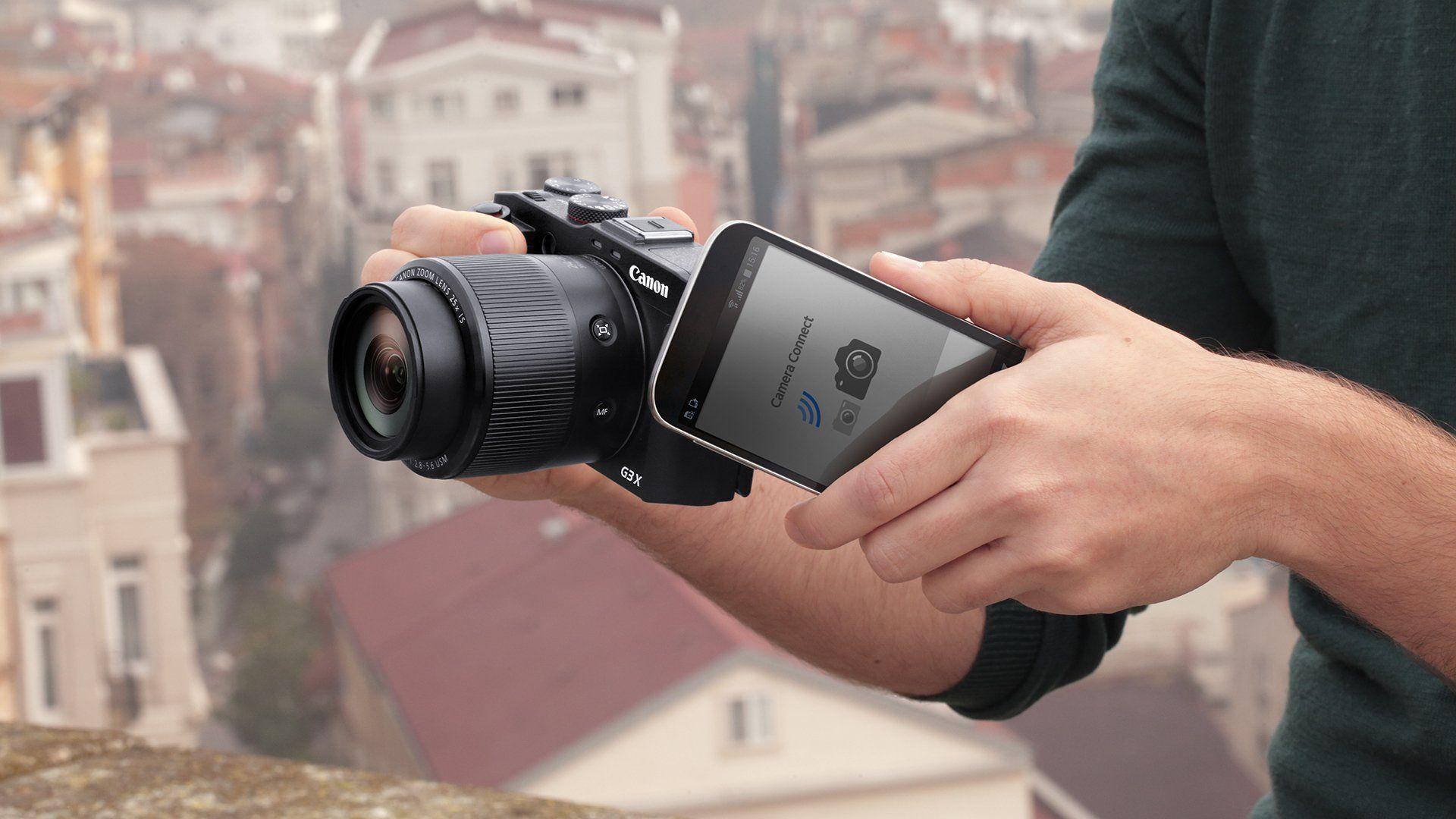 Wifi Compact Cameras Canon Uk